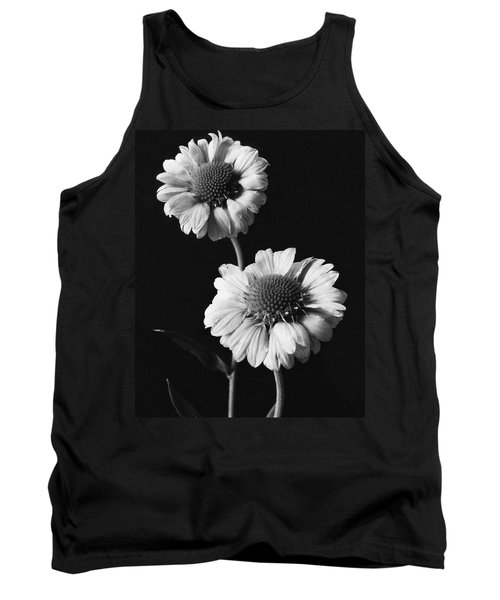 Still Life Of Flowers Tank Top