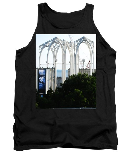 Still Under Construction Tank Top