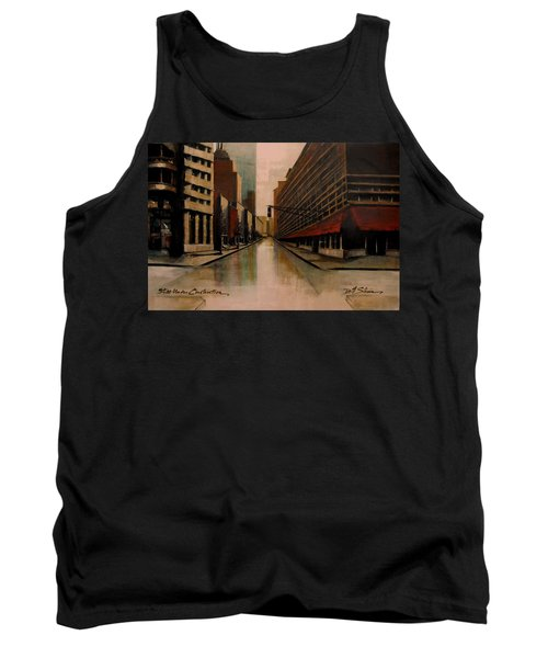 Still Under Construction Fourteen Tank Top