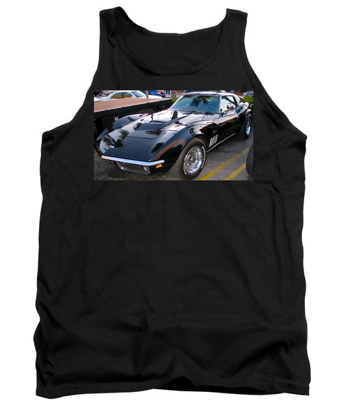 Stinging Stingray Tank Top