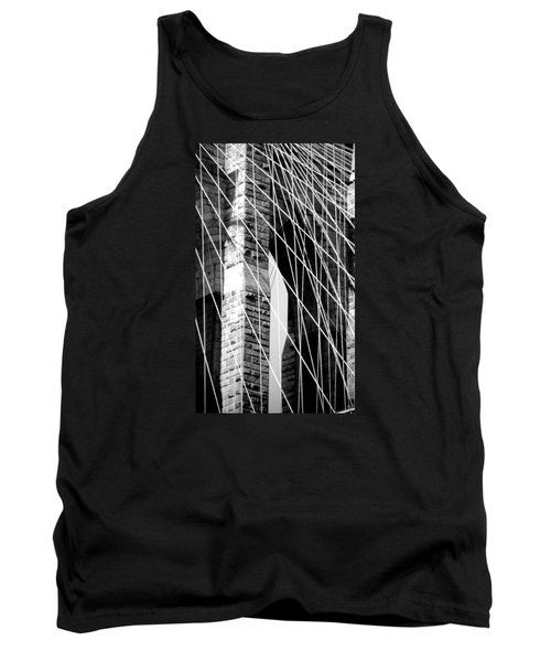 Stone Mortar And Steel Tank Top by John Schneider