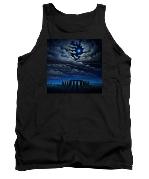 Stonehenge - The People's Circle Tank Top