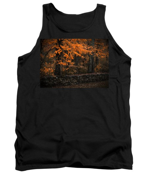 Stonewall In Autumn Tank Top