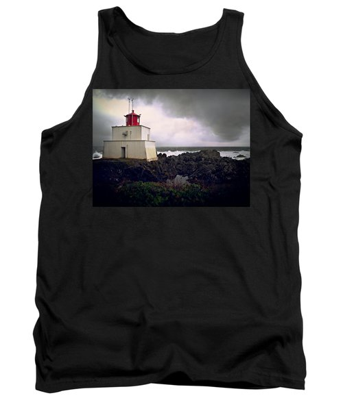 Storm Approaching Tank Top by Micki Findlay