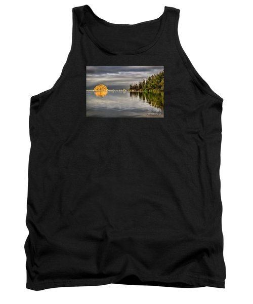 Storm Light Tank Top by Alice Cahill