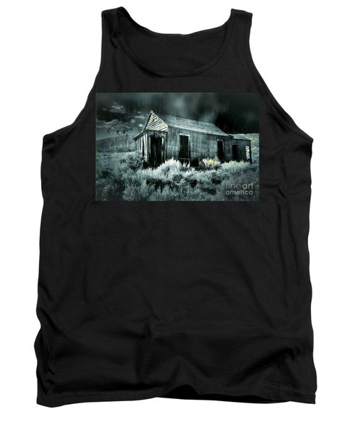 Storm Over Bodie Bordello Tank Top