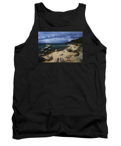 Tank Top featuring the photograph Stormy Days  by Sean Sarsfield