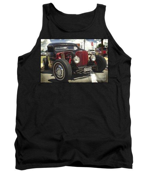 Street Rod Truck Tank Top