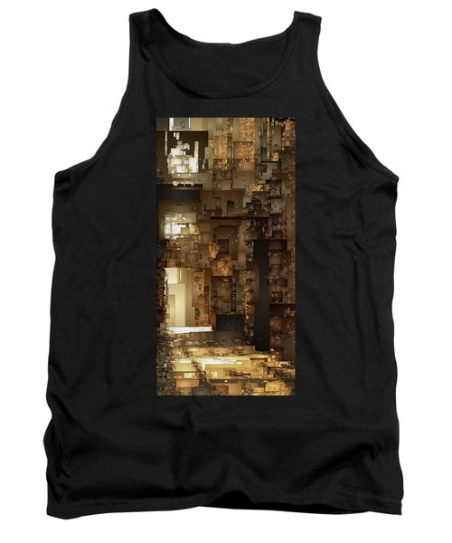 Streets Of Gold Tank Top