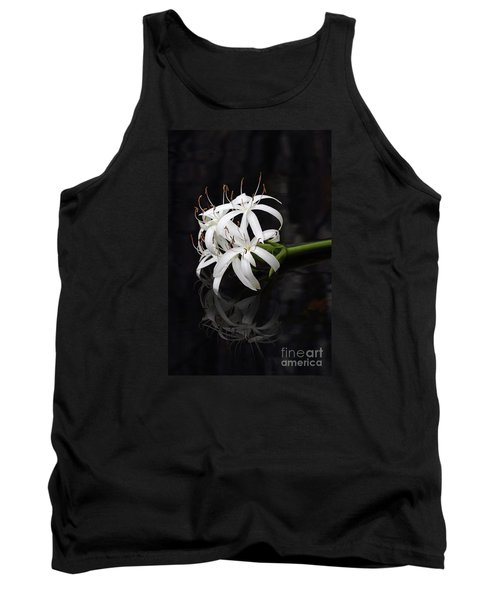 Tank Top featuring the photograph String Lily #1 by Paul Rebmann