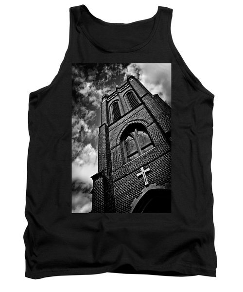 Strong Tower Tank Top by Jessica Brawley