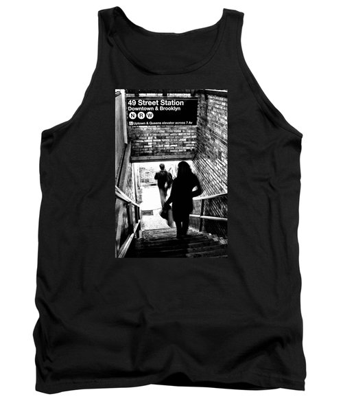 Subway Shadows Tank Top