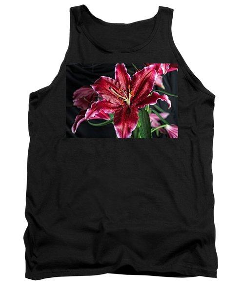 Sumatran Lily Tank Top