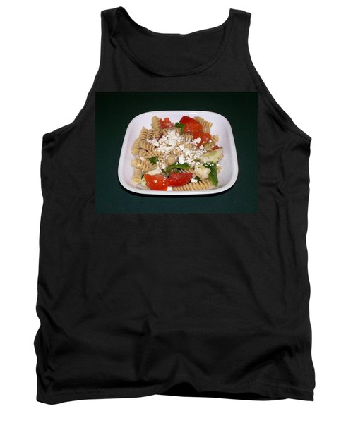 Tank Top featuring the digital art Summer Favorite by Barbara S Nickerson