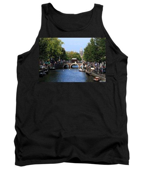 Summer In Amsterdam Tank Top