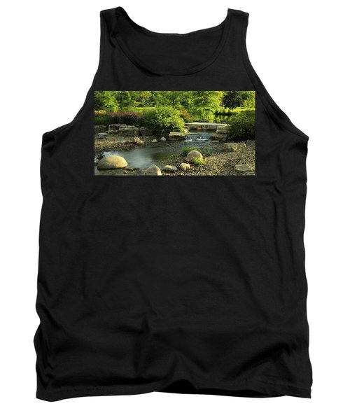 Summer In Forest Park Tank Top