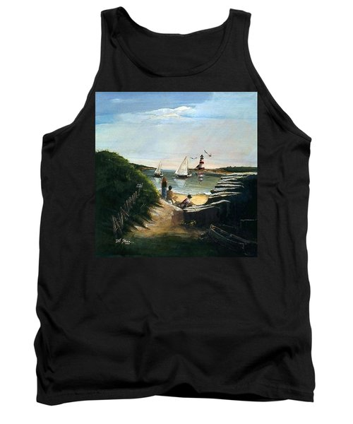Summer's End Tank Top