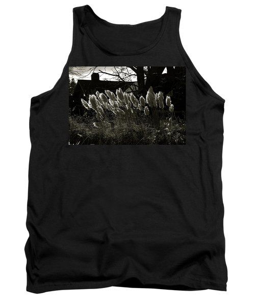 Sun And Shadow Tank Top