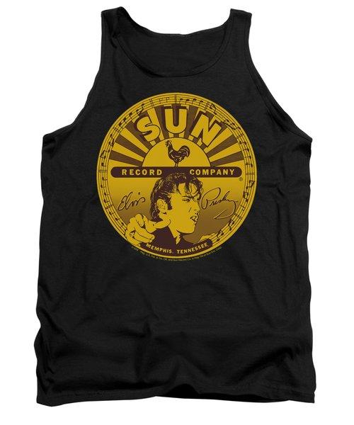 Sun - Elvis Full Sun Label Tank Top