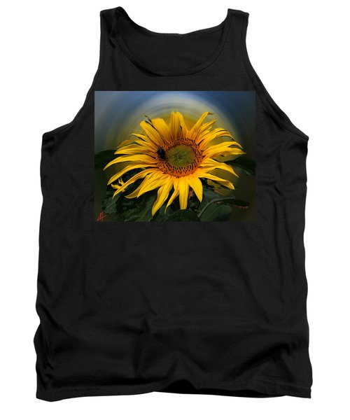 Sun Flower Summer 2014 Tank Top