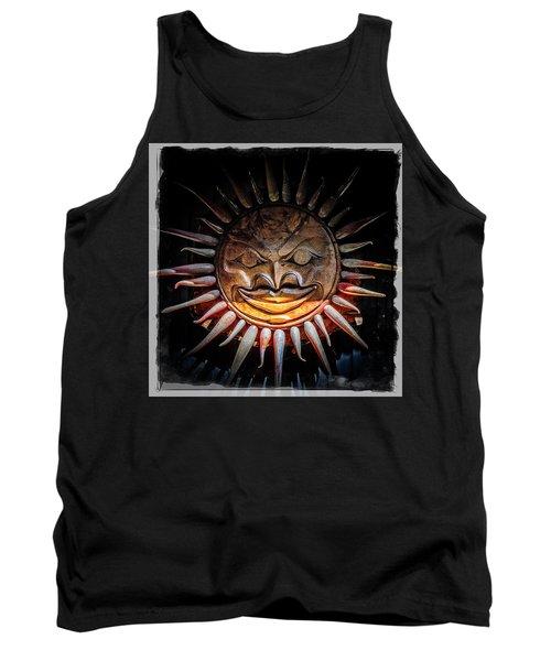 Sun Mask Tank Top