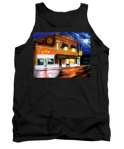 Sun Studio - Night Tank Top