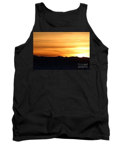 Sundre Sunset Tank Top