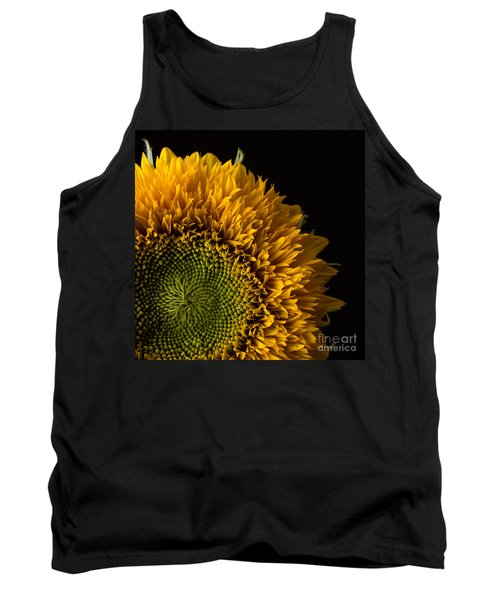 Sunflower Square Tank Top