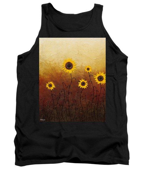 Sunflowers 1 Tank Top