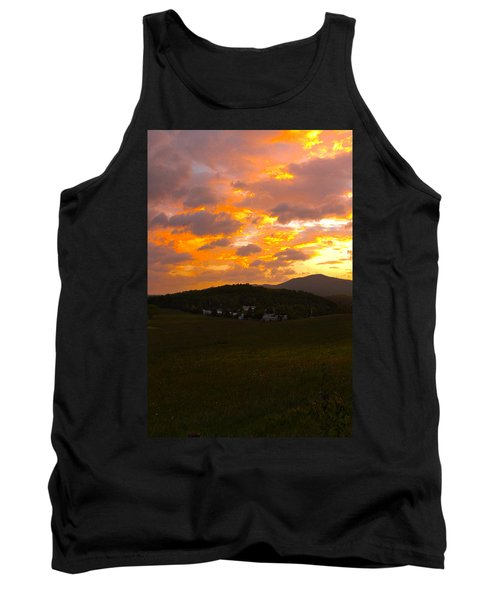 Sunrise In The Smokies Tank Top