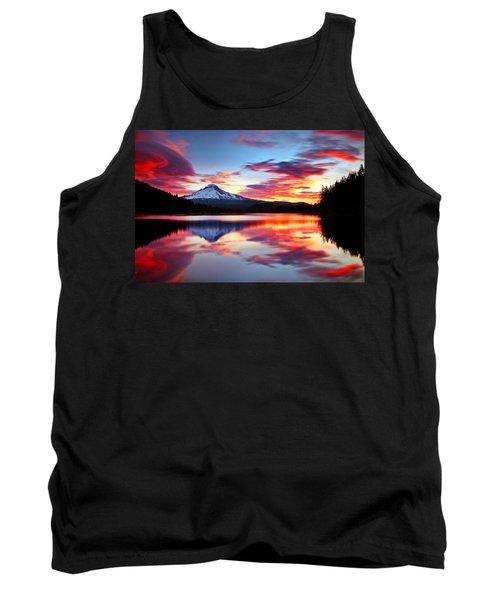 Sunrise On The Lake Tank Top