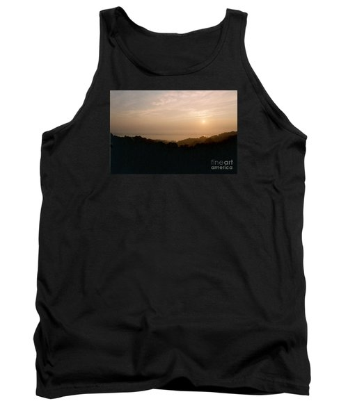 Sunrise Over The Illinois River Valley Tank Top