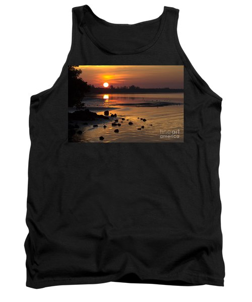 Tank Top featuring the photograph Sunrise Photograph by Meg Rousher