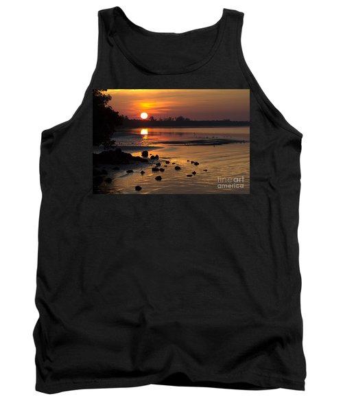 Sunrise Photograph Tank Top