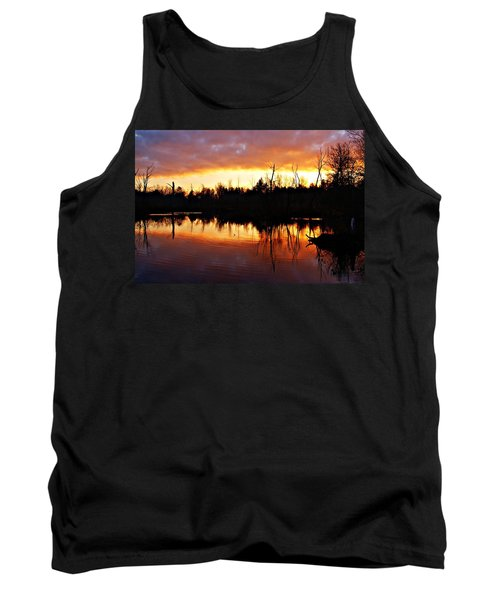 Sunrise Thanksgiving Morning Tank Top