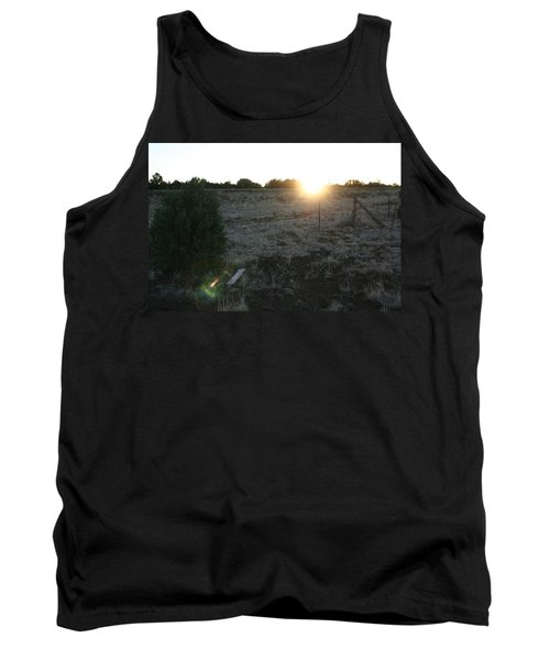 Tank Top featuring the photograph Sunrize by David S Reynolds