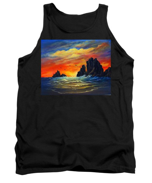 Sunset 2 Tank Top