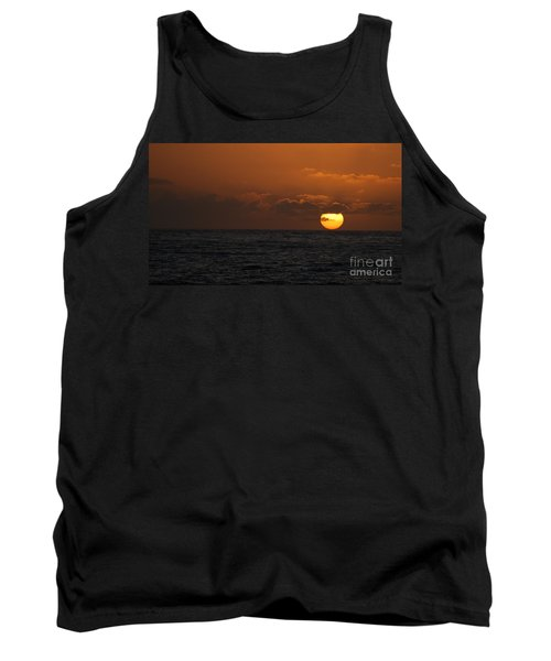 Sunset At St Ives Tank Top