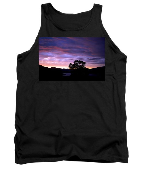 Tank Top featuring the photograph Sunset Lake by Matt Harang