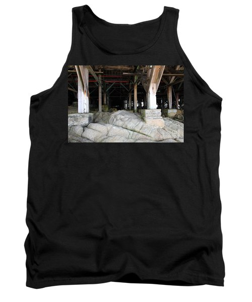 Supporting The Steinbeck Plaza On Monterey Cannery Row California 5d25054 Tank Top