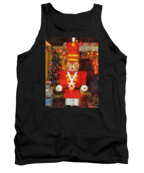 Surrender Walt Disney World Tank Top by Thomas Woolworth