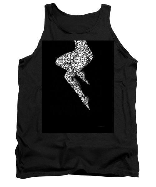 Suspended 2 - Nude Art By Sharon Cummings Tank Top