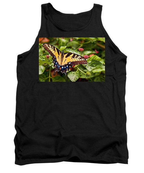 Swallowtail Beauty Tank Top