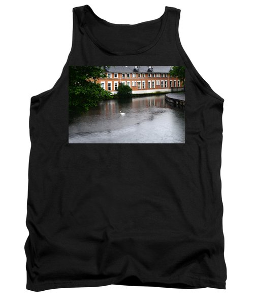 Swan In Dublin Tank Top
