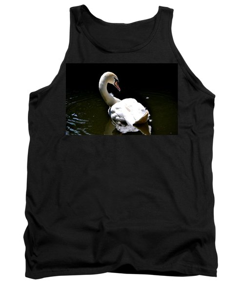 Swan Lake Tank Top by Deena Stoddard