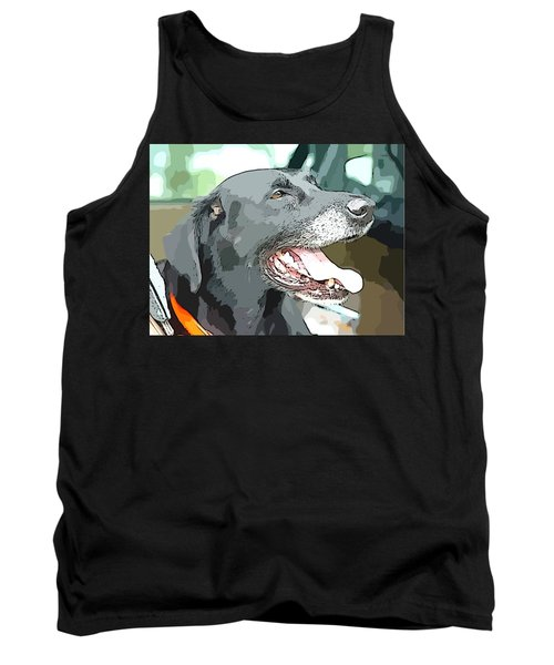 Sweet Amos Tank Top by Alice Gipson