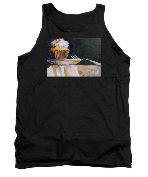 Sweet Cupcake Tank Top by Mary Hubley