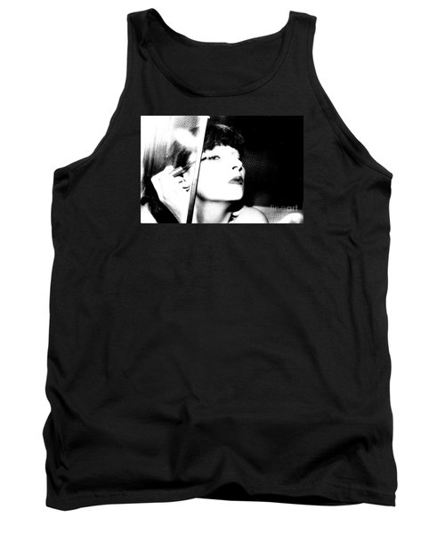 Tank Top featuring the photograph Sweet Lips Of Love by Steven Macanka