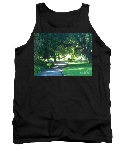 Sydney Botanical Gardens Walk Tank Top