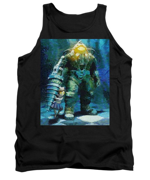 Symbiosis Tank Top by Joe Misrasi